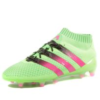 00262ad5aec6 Adidas - ACE 16.1 PRIMEKNIT VER - Chaussures Football Homme Multicouleur 42  2 3