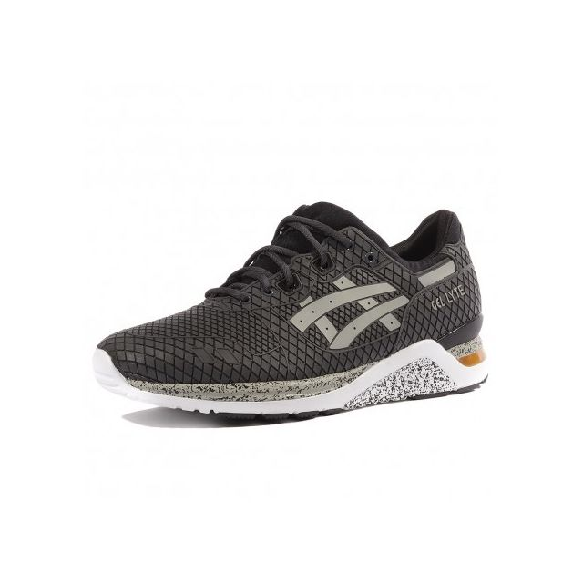 Asics - Gel Lyte Evo Homme Chaussures Gris - pas cher Achat   Vente Baskets  homme - RueDuCommerce 6744343caf3b