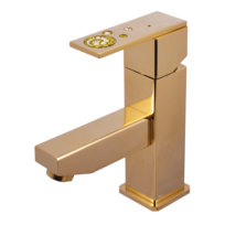 Rav-maison De La Tendance - Mitigeur lavabo Royal avec siphon en chrome