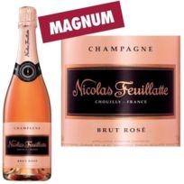 Nicolas Feuillatte - Champagne Magnum Rosé 1.5L
