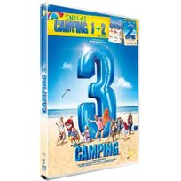 Pathe Video - Camping 3 Inclus Camping 1 et 2 Dvd