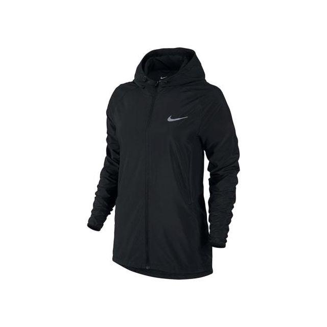 veste nike noir poche noir