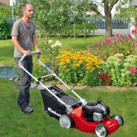 Einhell - Tondeuse à gazon essence Gc-pm 46/1 S