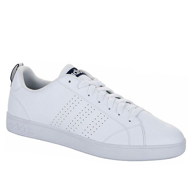 Adidas Neo Chaussure Advantage Clean Vs Blanc F76598 pas