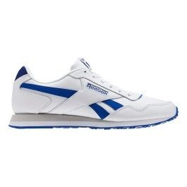the best attitude ca0a8 4f8f5 Reebok Classic - Baskets Reebok Royal Glide Lx blanc bleu