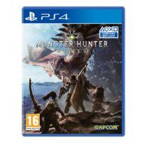 CAPCOM - Monster Hunter World - PS4