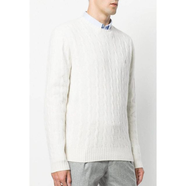 Polo Ralph Lauren - Pull Cachemire - pas cher Achat   Vente Pull homme -  RueDuCommerce 9a46eb49a0bb