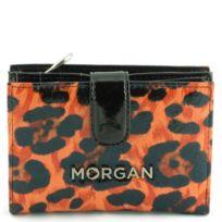 Morgan - Porte Feuille Femme Mm03030602 Couleur orange
