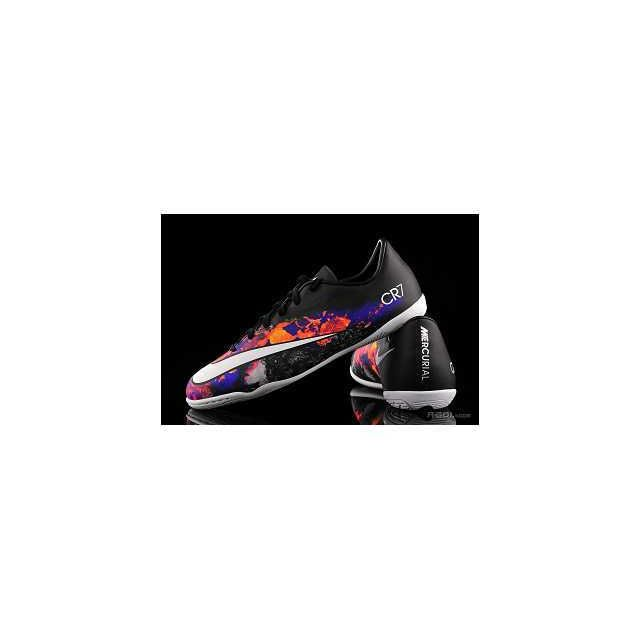 premium selection 7eadb 9d43a Nike - Chaussures Football Enfant Jr Mercurial Victory V Cr Ic Noir blanc  rouge - pas cher Achat   Vente Chaussures foot - RueDuCommerce