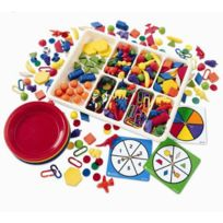 Learning Resources - Super atelier de tri de 620 pieces