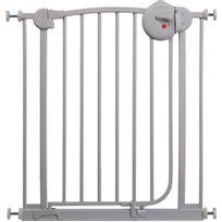 BELLEMONT - Barrière de porte métal gris mate