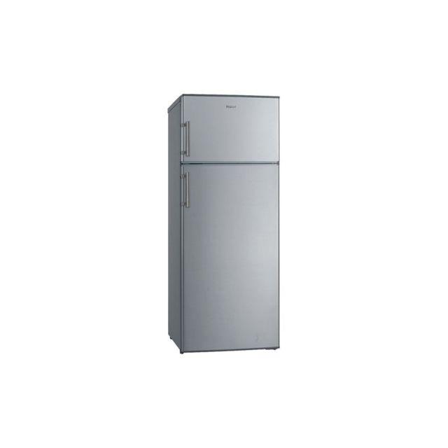 haier htm 546s refrigerateur double porte 210 l 170l 40 l froid statique a l 55 x h 141 5. Black Bedroom Furniture Sets. Home Design Ideas
