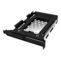 Raidsonic - Icy Box Ib-2207StS - Mobiles Speicher-Rack - Erweiterungssteckplatz auf 6,4 cm Erweiterungssteckplatz auf 2,5 Zoll Schwarz