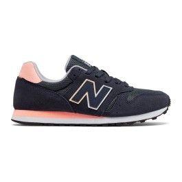 e4c46194907c New Balance - Chaussures Wl 373 bleu femme - pas cher Achat   Vente Baskets  homme - RueDuCommerce