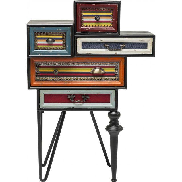 Karedesign Commode Fun Factory 5 tiroirs Kare Design