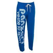 Panzeri - Pantalon de survêtement Uni h roy jersey pant Bleu 60334
