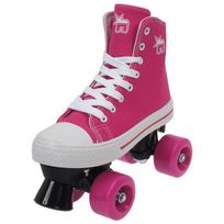Rookie - Rollers canvas high rose Rose 14957