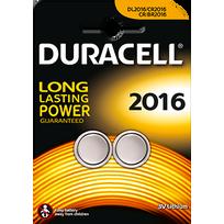 EuropArm - Piles CR2016 - 3 volts - Duracell