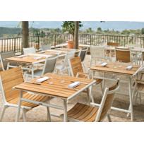 Tables de jardin Vlaemynck - Achat Tables de jardin ...