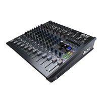 Alto - Professional Live 1202 - Mixeurs 12 canaux 2 bus