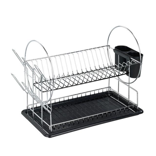 Wenko Egouttoir à vaisselle Premium Duo