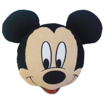 Mickey Mouse - coussin tête 036x036 cm 100% polyester