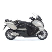 Bagster - Tablier scooter Briant AP3076, Bmw C650 Gt