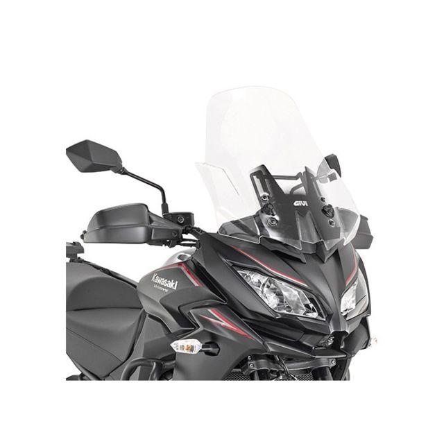 Pare-brise pour Kawasaki Versys 650/2017 GiVi D4122ST