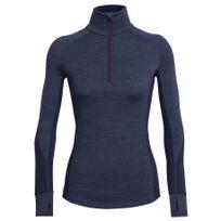 Icebreaker - Sous-vêtement technique Winter Zone Long Sleeve Half Zip - femme