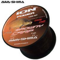 Awa-Shima - Nylon De Peche Ion Power Browny Carp 1200 M