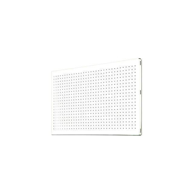 Simonrack Panneau Perfor/é 1200X 400 Blanc