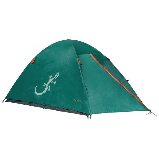 freetime alpes 2 tentes de randonn e l g res tente camping dome double toit pas cher. Black Bedroom Furniture Sets. Home Design Ideas