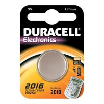 Duracell - pile type cr2016 3 volts - 10147