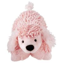 Aroma Home - Ahfp15-0003 - Coussin - Peluche Frisouille - Chien