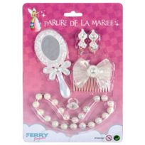 Sans Marque - Blister Bijoux Parure De La Mariée Modèle Aléatoire