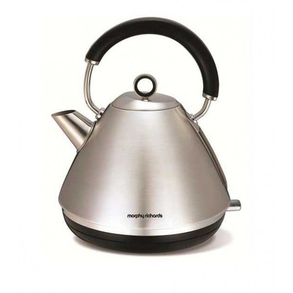 Morphy Richards Bouilloire 1,5l - 2200W Accents Inox M102022EE