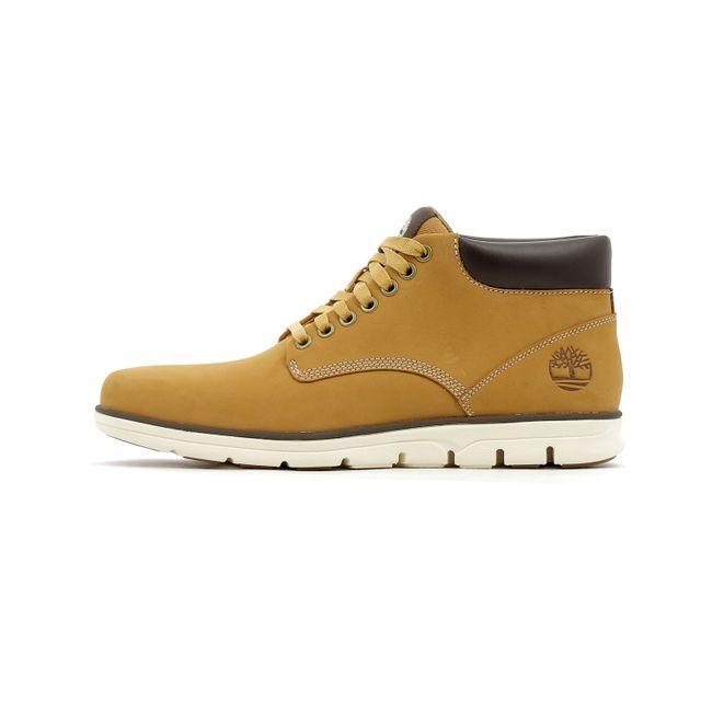 Timberland - Chaussures de ville - Baskets Bradstreet Chukka Beige - 44 1/2