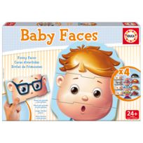 EDUCA - Jeu éducatif : Baby Faces