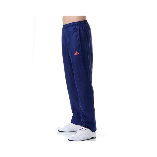 Adidas - Pantalon Woven Marine Homme Multicouleur