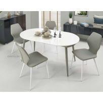 table salle manger ovale - Achat table salle manger ovale pas cher ...