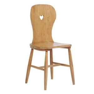 Jardin d 39 ulysse chaise bois massif 40x40xh89cm valoise - Jardin d ulysse soldes ...