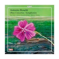 Cpo - Oboe Concerto . Symphonies