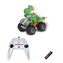 Carrera - Mario - Mario Kart 8-Yoshi radiocommandé 1/20 ème