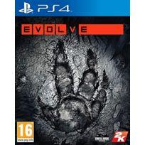 Playstation 4 - Evolve