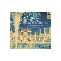 Alia Vox - Water music - Music for the royal fireworks
