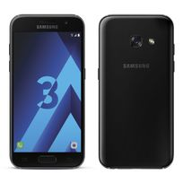 Samsung - Galaxy A3 2017 Noir
