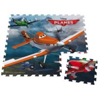 Jumbo - Puzzle de sol en mousse Planes 9 pièces
