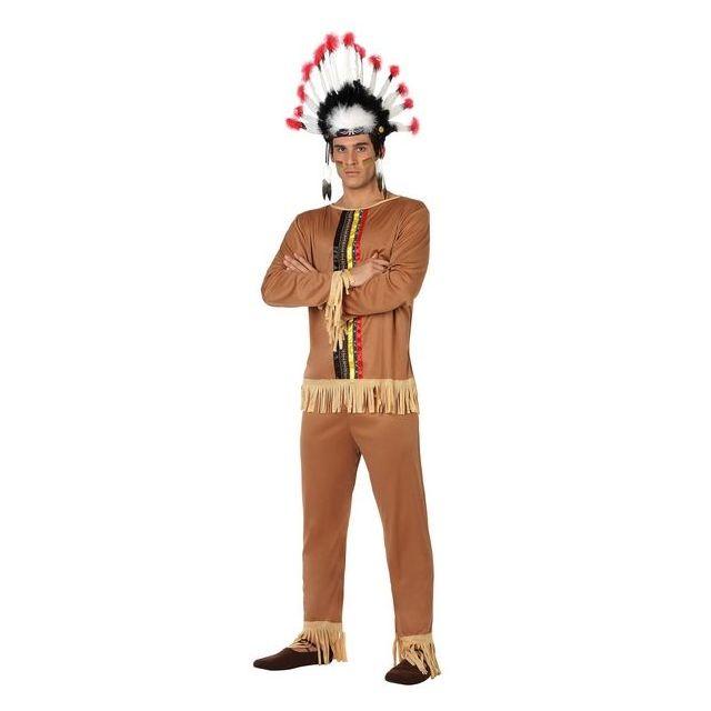 Funny Fashion - Costume indien M L - pas cher Achat   Vente ... f0989e8a01b