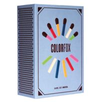 Helvetiq - Jeu d'allumettes : ColorFox