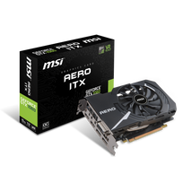 Carte Graphique GeForce Gtx 1060 Aero Itx 6G Oc Ddr5